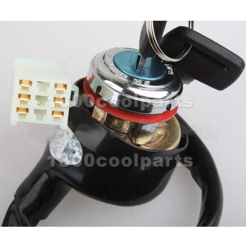eton 50cc atv kill switch wiring diagram meerkat 50cc atv starter wiring ignition switch key 6 wire 50cc 70 90 110 125cc atv kazuma ...