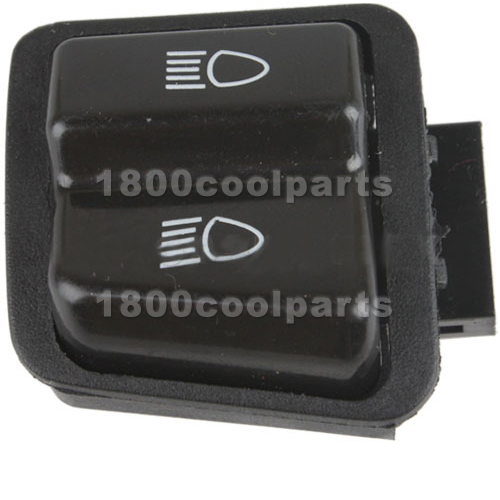 Hi-Lo Light Beam Switch Scooter GY6 50cc 150cc 250cc Roketa Taotao ...:Hi-Lo Light Beam Switch Scooter 50cc 150cc 250cc Moped,Lighting