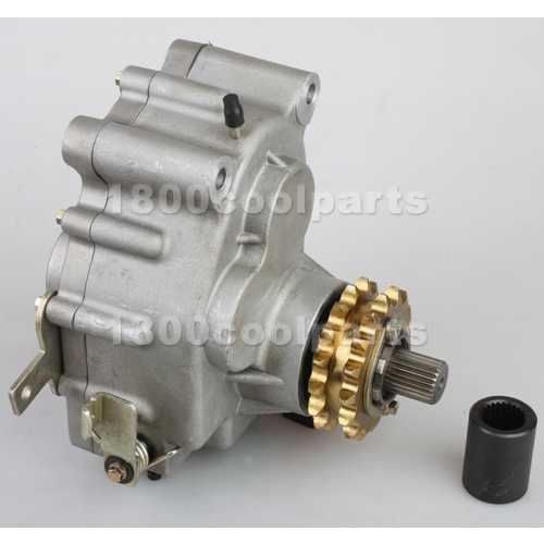 reverse gear box for gy6 250cc engine go kart go cart dune. Black Bedroom Furniture Sets. Home Design Ideas