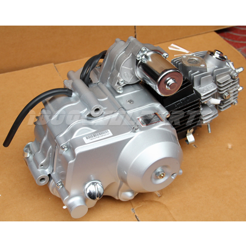 125cc engine motor auto w reverse atv quad go kart 50cc. Black Bedroom Furniture Sets. Home Design Ideas