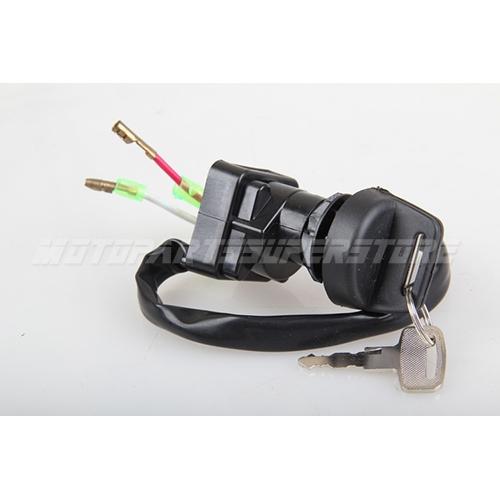 Ignition Key Switch Kawasaki Bayou 300 Klf300 4x4 1991
