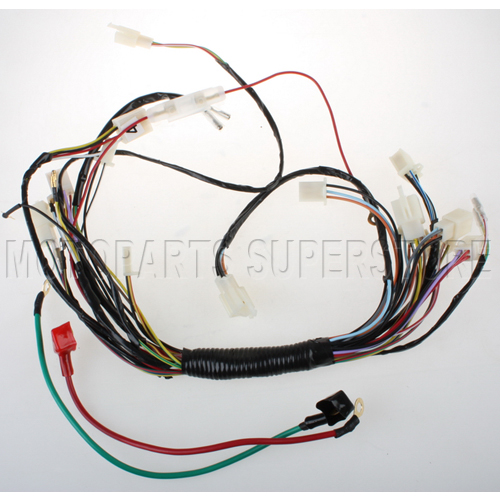 new wiring harness 110cc 125cc taotao atvs quads four wheeler ebay